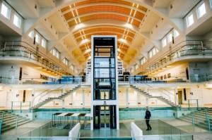 La Cité Miroir, à Liège © DR